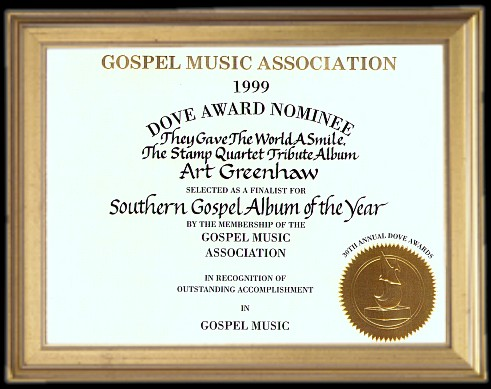 Dove Award 99.jpg (50110 bytes)