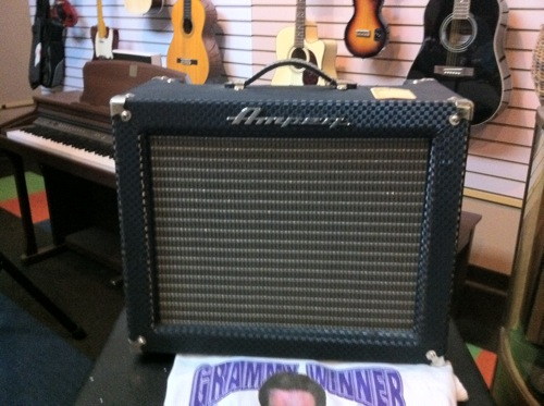 New, old-stock Ampeg 100 watt bass amp
