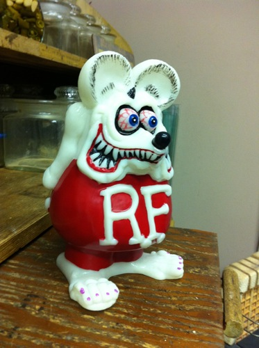 Rat Fink Glow Bank